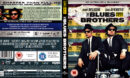 Blues Brothers (1980) 4K UHD Cover & Label