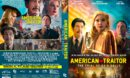 American Traitor: The Trial of Axis Sally (2021) R1 Custom DVD Cover