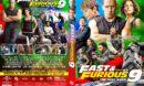 F9 (Fast & Furious 9) (2021) R1 Custom DVD Cover
