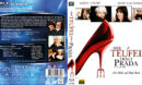 Der Teufel trägt Prada (2006) DE Blu-Ray Cover