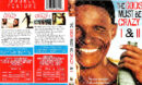 THE GODS MUST BE CRAZY 1 (1980) - GODS MUST BE CRAZY II (1989) DVD COVER & LABELS