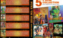 Nuke 'Em High Collection R1 Custom DVD Cover