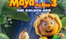 Maya the Bee 3: The Golden Orb R1 Custom DVD Label