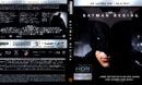 Batman Begins (2005) DE 4K UHD Covers