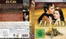 El Cid (1961) DE Blu-Ray Cover