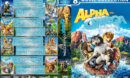 Alpha and Omega Collection (8) R1 Custom DVD Cover