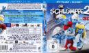 Die Schlümpfe 2 3D DE Blu-Ray Cover