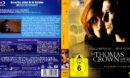 Die Thomas Crown Affäre (1999) DE Blu-Ray Cover