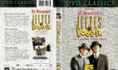 JEEVES & WOOSTER SECOND SEASON (1990) DVD COVER & LABELS