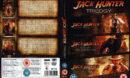 JACK HUNTER TRILOGY R2 DVD COVER & LABELS