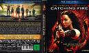 Die Tribute von Panem-Catching Fire (2012) DE Blu-Ray Cover