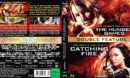 Die Tribute von Panem-The Hunger Games & Catching Fire (2014) DE Blu-Ray Cover