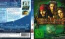 Fluch der Karibik 2-Pirates Of The Caribbean (2007) DE Blu-Ray Cover
