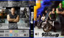 Fast And Furious 9 (2021) RB Custom bluray Label And Cover