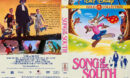 Song of the South (1946) R1 Custom DVD Cover & Label