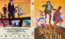 Song of the South (1946) R1 Custom DVD Cover & Label V2