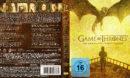 Game Of Thrones-Staffel 5 DE Blu-Ray Cover