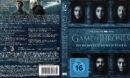 Game Of Thrones-Staffel 6 DE Blu-Ray Cover
