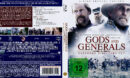 Gods And Generals DE Blu-Ray Covers