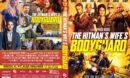 The Hitman's Wife's Bodyguard (2021) R0 Custom DVD Cover