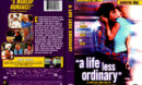 """""""A LIFE LESS ORDINARY"""" (1997) DVD COVER & LABEL"""
