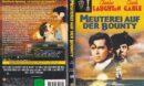 Meuterei auf der Bounty (1935) R2 DE DVD Cover & Label