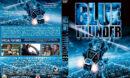 Blue Thunder (2002) R1 Custom DVD Cover & Label