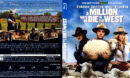 A Million Ways To Die In The West (2014) DE Blu-Ray Covers