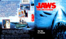JAWS THE REVENGE (1987) DVD COVER &  LABEL
