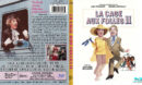 LA CAGE AUX FOLLES II (1981) BLU-RAY COVER