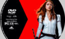 Black Widow (2021) Custom DVD Label