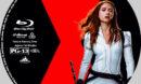 Black Widow (2021) Custom Blu-Ray Label