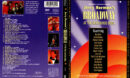 JERRY HERMAN'S BROADWAY AT THE HOLLYWOOD (1993) BOWL DVD COVER & LABEL