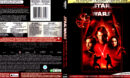STAR WARS REVENGE OF THE SITH (2005) 4K BLU-RAY COVER & LABELS