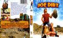 JOE DIRT (2001) DVD COVER & LABEL