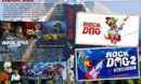 Rock Dog Double Feature R1 Custom DVD Cover