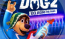 Rock Dog 2: Rock Around the Park R1 Custom DVD Label