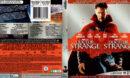 DOCTOR STRANGE (2016) 4K BLU-RAY COVER & LABELS