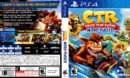 Crash Team Racing: Nitro Fueled (NTSC) PS4 COVER