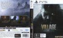 Resident Evil: Village PS5 (Australia) COVER