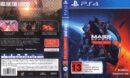 Mass Effect Legendary Edition (Australia) PS4 COVER