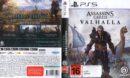 Assassin's Creed: Valhalla PS5 (Australia) COVER