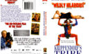 KRIPPENDORF'S TRIBE (1998) DVD COVER & LABEL