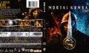 Mortal Kombat (2021) Blu-Ray Cover