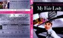 My Fair Lady (1964) DE 4K UHD Covers
