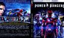 Power Rangers (2017) DE 4K UHD Covers