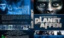 Rückkehr zum Planet der Affen (1970) R2 DE DVD Cover