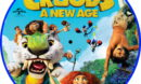 Croods: A New Age (2021) RB Blu-ray Label