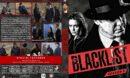 The Blacklist - Season 8 R1 Custom DVD Cover & Labels