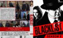 The Blacklist - Season 8 (2021) R1 Custom DVD Cover